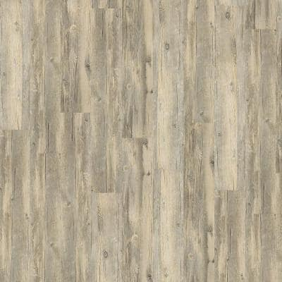 Wisteria 6 mil Lambswool 6 in. x 48 in. Glue Down Vinyl Plank Flooring (53.93 sq. ft./case)