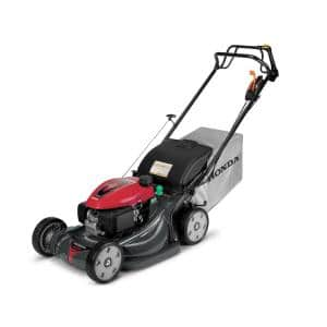 21 in. Nexite Deck Hydrostatic Cruise Control Gas Walk Behind Self Propelled Mower with Blade Stop