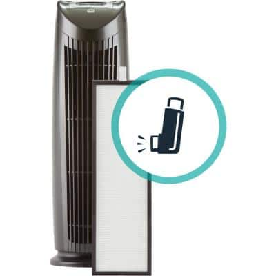 HEPA-Silver Filter for the T500 Air Purifier