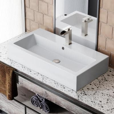 5 Vessel Sinks Bathroom The, Rectangular Vessel Bathroom Sink