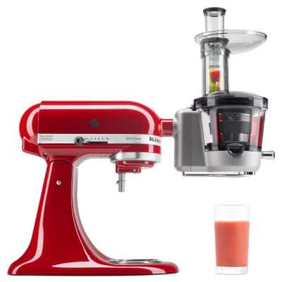 Black Juicer Attachment for Stand Mixer
