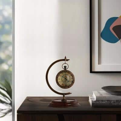 Henley in Bronze/Distressed Porthole Eye of Time