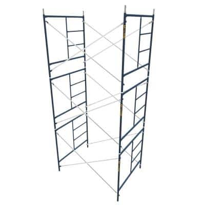 Saferstack 7 ft. x 5 ft. x 5 ft. Mason Scaffold (Set of 3)