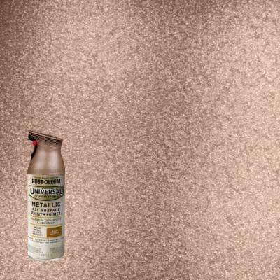11 oz. All Surface Metallic Aged Copper Spray Paint and Primer in One