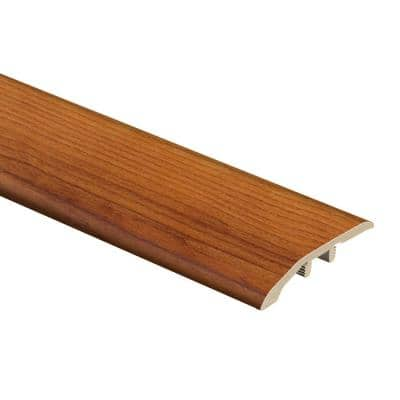 Red Cherry/Warm Cherry 5/16 in. Thick x 1-3/4 in. Wide x 72 in. Length Vinyl Multi-Purpose Reducer Molding