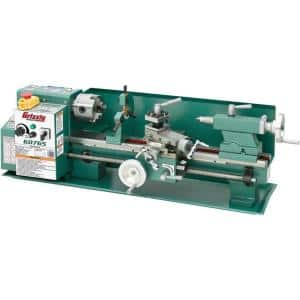 7 in. x 14 in. Variable-Speed Benchtop Lathe