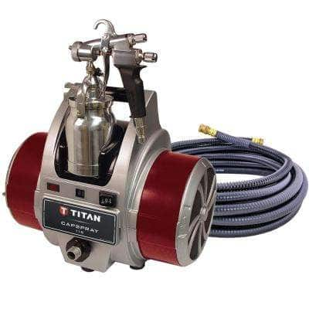 Capspray 115 Fine-Finish HVLP Paint Sprayer