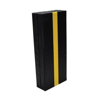 3 ft. 11 in. Black Square Column Protective Pad