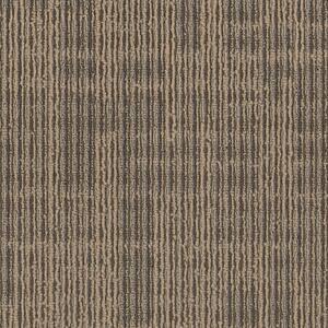 Zander Frenzy Loop 24 in. x 24 in. Carpet Tile (18 Tiles/Case)