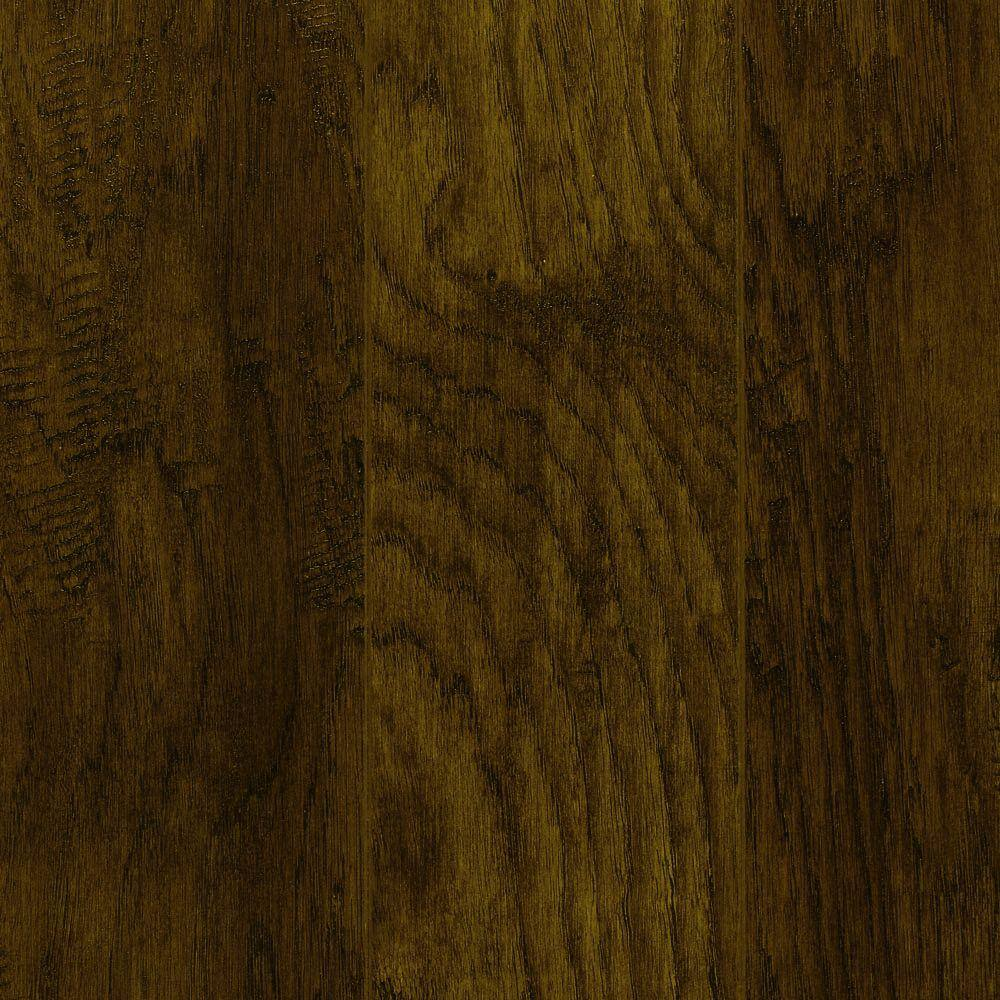Home Decorators Collection Hand Scraped Tanned Hickory 12 Mm Thick X 5 9 32 In Wide X 47 17 32 In Length Laminate Flooring 12 19 Sq Ft Case 368301 00257 The Home Depot