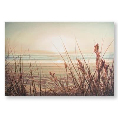 Sunset Sands Canvas Wall Art
