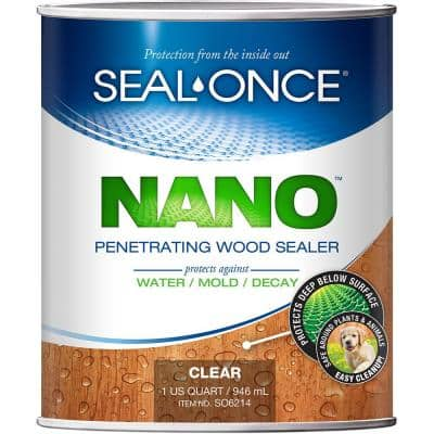 1 gal. S Once Nano Exterior Stain