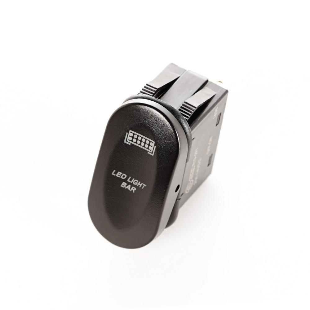 2-Position Light Bar Lights Rocker Switch