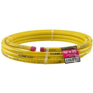 1/2 in. CSST x 25 ft. Corrugated Stainless Steel Tubing