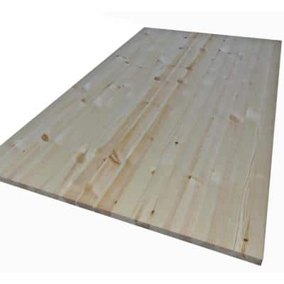 0.71 in. x 2 ft. x 8 ft. Allwood Pine Project Panel