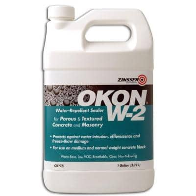 1 -gal. Water Repellent Sealer for Porous Concrete and Masonry (6-Pack)