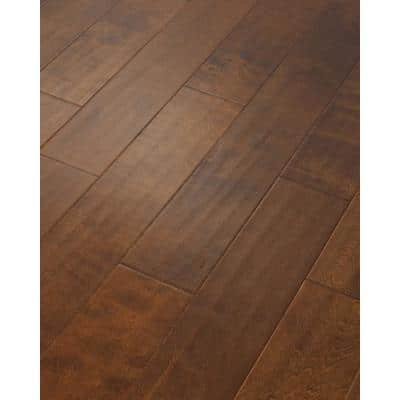 Fraser Coco 3/8 in. T x 5 in. W x Varying Length Engineered Hardwood Flooring (29.53 sq. ft.)