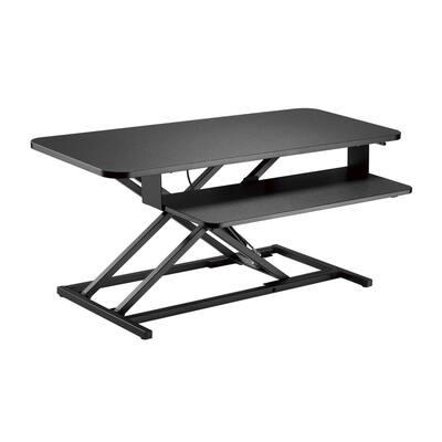 Gas Spring Sit-Stand Desk