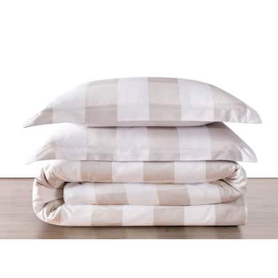 Buffalo Plaid Comforter Set