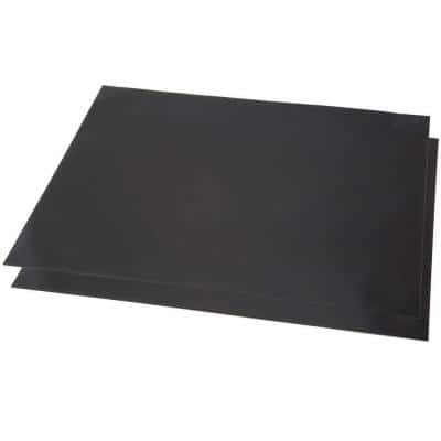 16 in. Non-Stick Reusable BBQ Grill Mat (2-Pack)