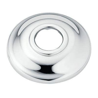 2.5 in. Shower Arm Flange in Chrome