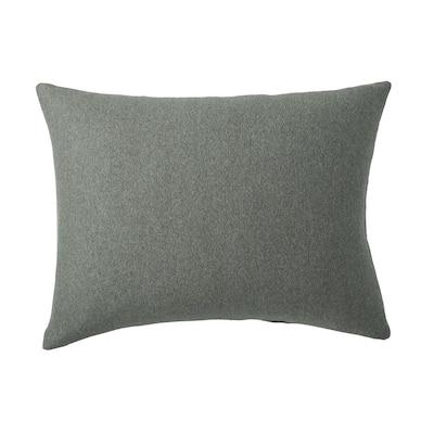 Logan Jersey Cotton Blend Standard Sham in Olive
