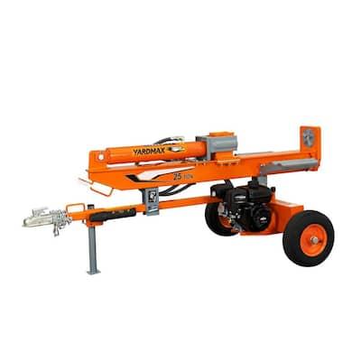 25 Ton 208cc Full Beam Log Splitter