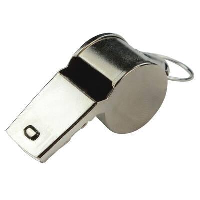 Medium Weight Metal Whistle