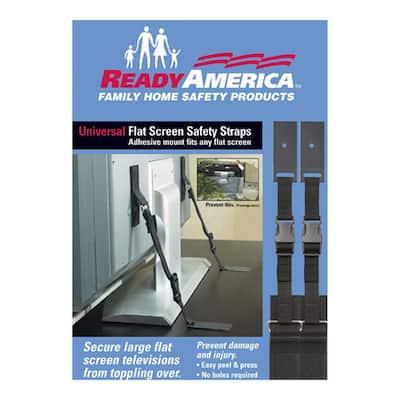 Universal Flat Screen Safety Strap