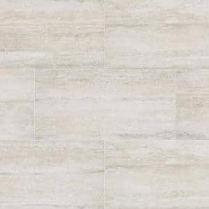 Trevi White 16 in. x 32 in. Matte Porcelain Floor and Wall Tile (10 cases/106.7 sq. ft./pallet)