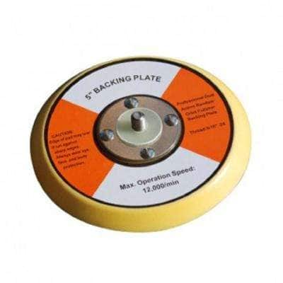 Replacement Dual Action Polisher 5 in. PU Backing Plate