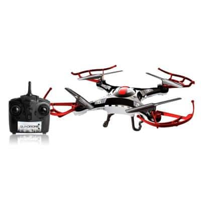 Tumbler Drone - Black and Red