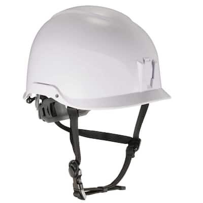 Skullerz White Class E Safety Helmet