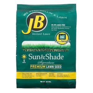 25 lbs. Sun and Shade Grass Seed