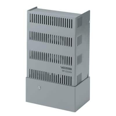 12 Amp 24 VDC Filtered Wall Mount Power Supply