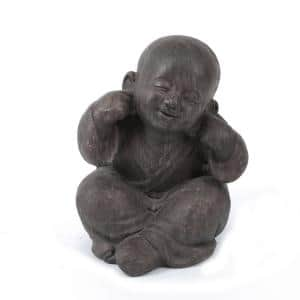 MgO Happy Buddha Garden Statue