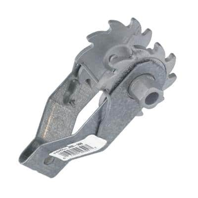 Heavy Duty In-Line Strainer with Compression Clip
