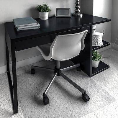 Unomat® Anti-Slip Rectangular Chair Mat Hard Floors and Carpet Tiles 48 in. x 53 in.