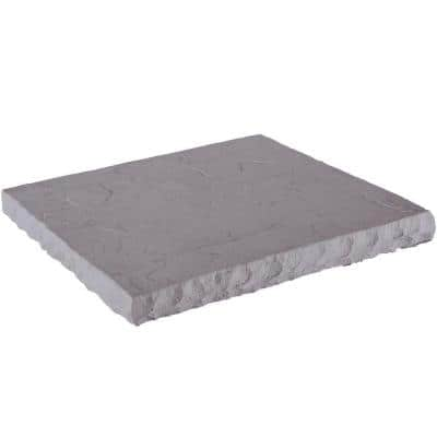 Hearth Stone/Flat Wall Coping Slate 19 in. x 20 in. Manufactured Stone Accessory