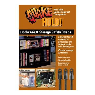 Bookcase and Storage Strap