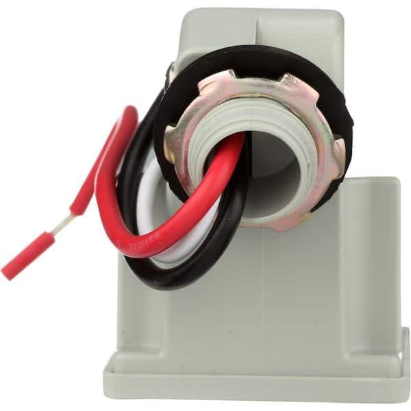 Adjustable Twilight Sensor outside wall 6a Max 1000w ip44 V-TAC VTAC 5081