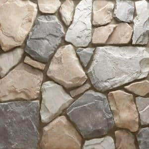 Field Stone Gainsboro Corners 10 lin. ft. Handy Pack Manufactured Stone