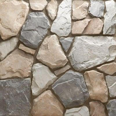 Field Stone Gainsboro Corners 100 lin. ft. Bulk Pallet Manufactured Stone