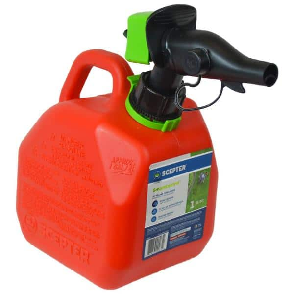 Scepter 1 Gal. Smart Control Gas Can