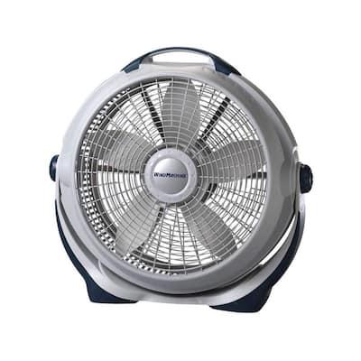 20 in. 3 Speed Floor Fan