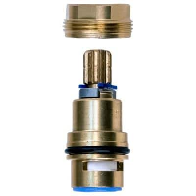 974-283 1-13/16 in. Hot Ceramic Disc Stem without Locknut for Lavatory and Kitchen Faucets