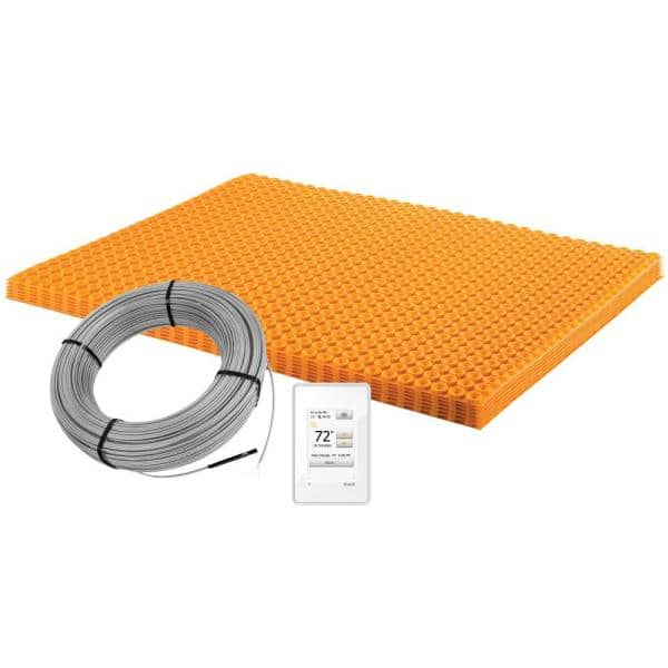 Schluter Systems Ditra Heat 58 8 Sq Ft