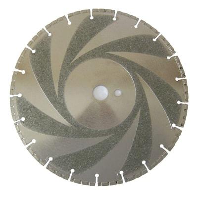 12 in. Ductile Iron Diamond Blade for Metal Cutting
