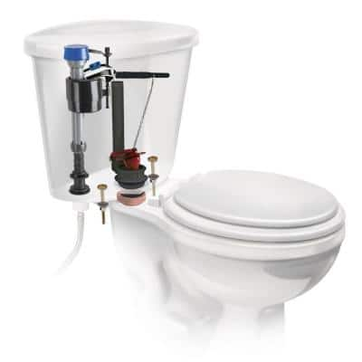 PerforMAX Universal 2 in. High Performance Complete Toilet Repair Kit