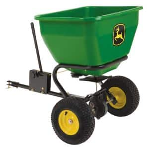 175 lb. 3.5 cu. ft. Tow-Behind Broadcast Spreader